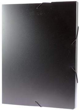 Viquel elastobox zwart