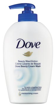 Dove handzeep, flacon van 250 ml