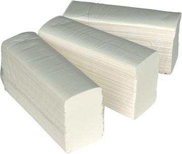 Europroducts papieren handdoeken, Multifold, 2-laags, 150 vellen