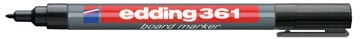 Edding whiteboardmarker e-361 zwart