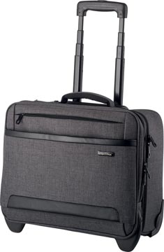 Lightpak by Jüscha laptop trolley ARKON, voor 15 inch laptops