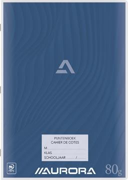 Aurora puntenboek ft A4