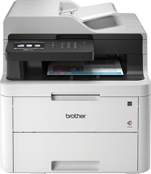 Brother Multifunctie laserprinter MFC-L3730CDN